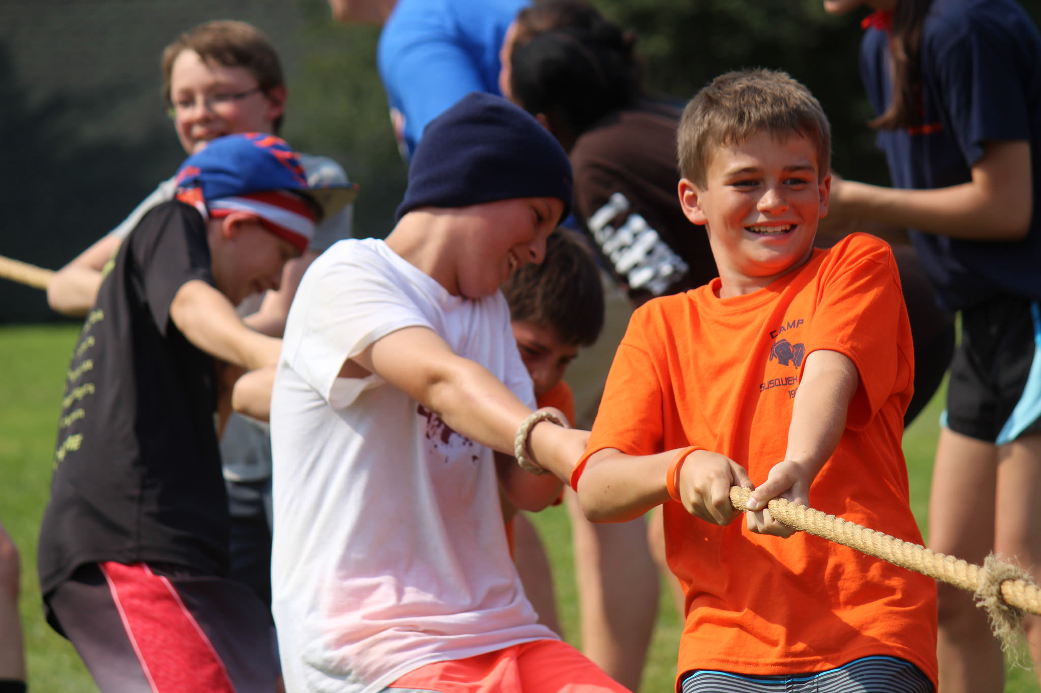 Multi-Sport Athletic Development & Confidence Based Learning  for Children Between the Ages of Seven & Sixteen
