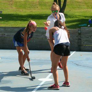 Street Hockey | The Susquehannock Camps